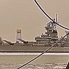 Garden State Battleship by Bob Moore