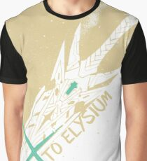 to Elysium! (Mythra)  Graphic T-Shirt