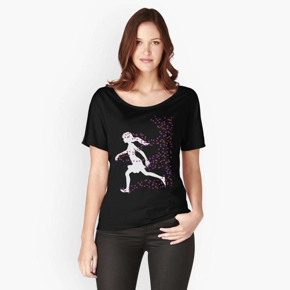 Thursdays Child (white) Women's Relaxed Fit T-Shirt Front
