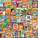 Cereal Boxes by Christopher Toumanian