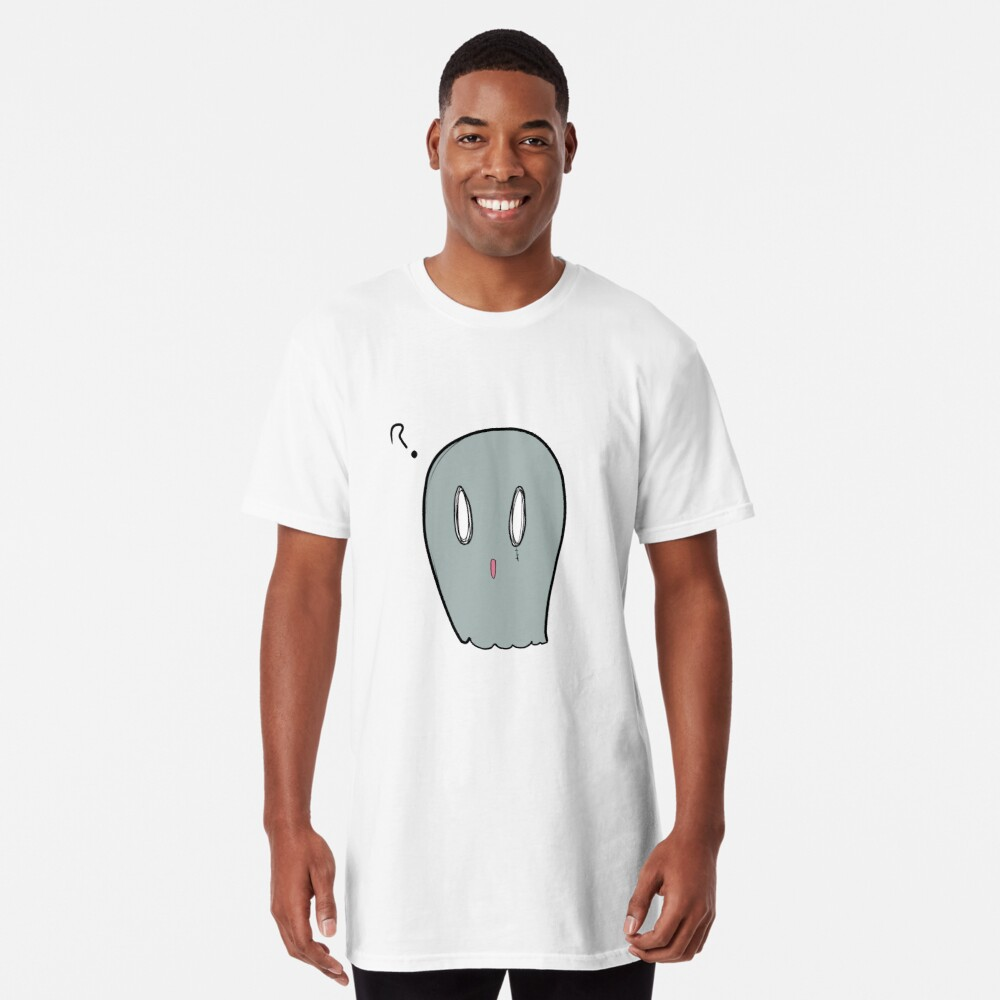 Fantasma Camiseta larga