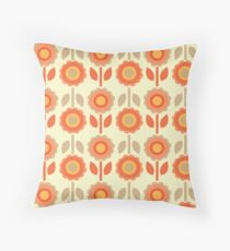 Aster Throw Pillow