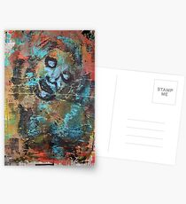face Postcards
