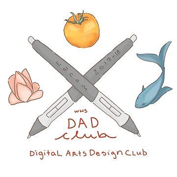 DAD Club von HaleyInk