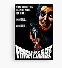 FRIGHTMARE Canvas Print