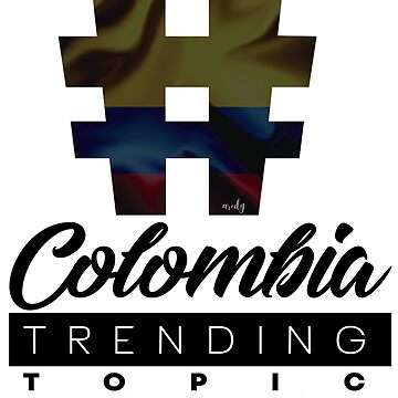 colombia theme of trend by Arodi