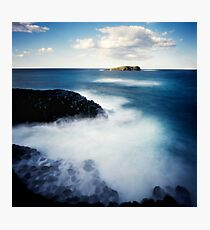 Fingal Head Pinhole ll Photographic Print