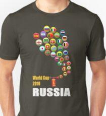 Trumpet World Cup 2018 Unisex T-Shirt