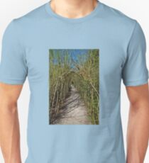 The Willow Walk Unisex T-Shirt