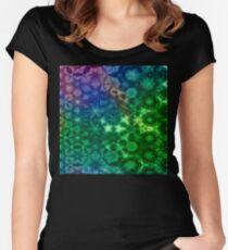 Vernal Metamorphosis 7 Women's Fitted Scoop T-Shirt