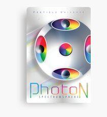 Photon Metal Print