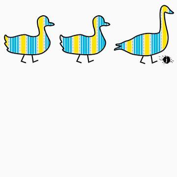 Duck, Duck, Goose by JessicaMason