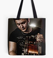 durm with sun be hind Tote Bag