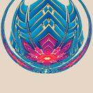 shield circle by webgrrl