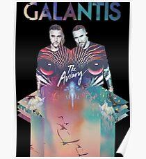 Galantis Merchandise Poster