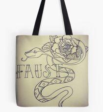 Faust # 2 Tote bag
