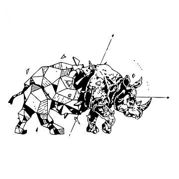 Nashorn von Kavinskye