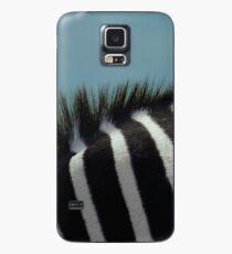 Deborah the Zebra Case/Skin for Samsung Galaxy