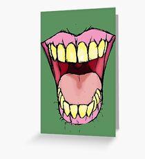 A Killer Joke Greeting Card