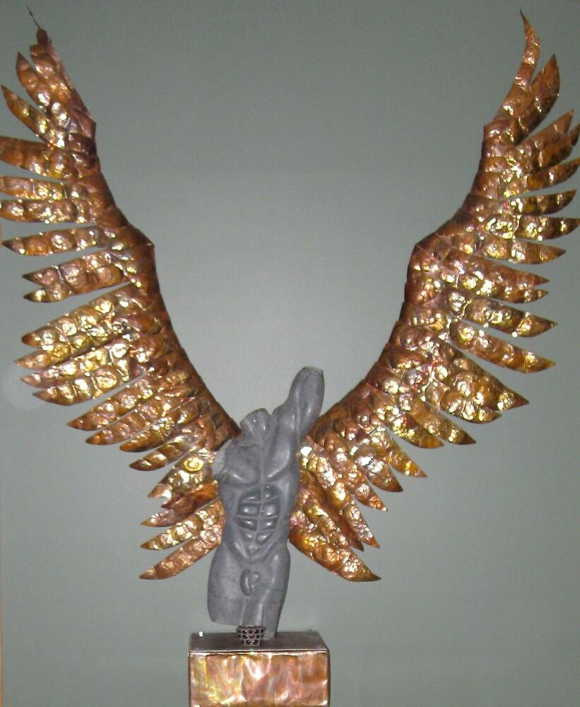 Icarus #2 by Patrick Leonard