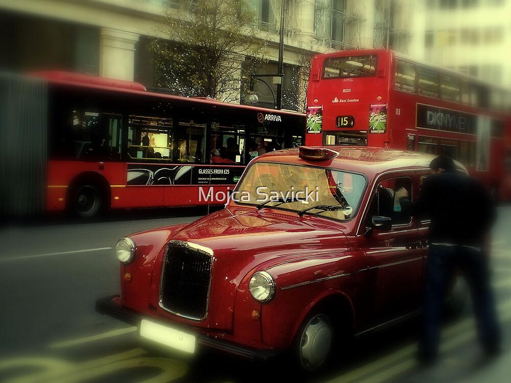 Black Cab? by Mojca Savicki