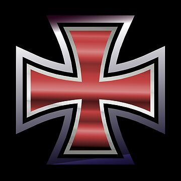 Iron Cross by NativeAmerica