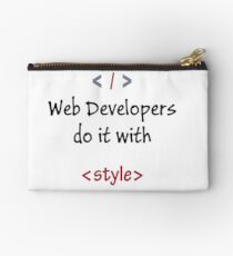 ON DEMAND - Specially for Developers Studio Pouch