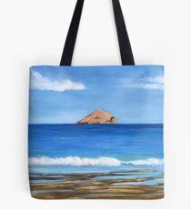 Raftis islet Tote Bag