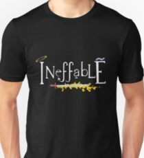 Ineffable (Good Omens) Slim Fit T-Shirt