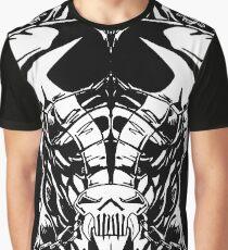 Spawn Torso Shirt Black & White Graphic T-Shirt
