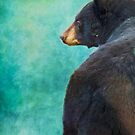 Black Bear's Bum by Priska Wettstein
