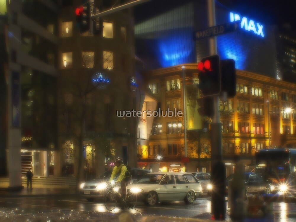 a short walk in the rain by watersoluble