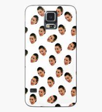 Funda/vinilo para Samsung Galaxy Llorando Kim Kardashian