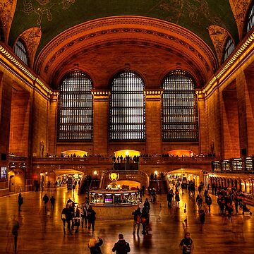 Grand Central by MalibuMackie