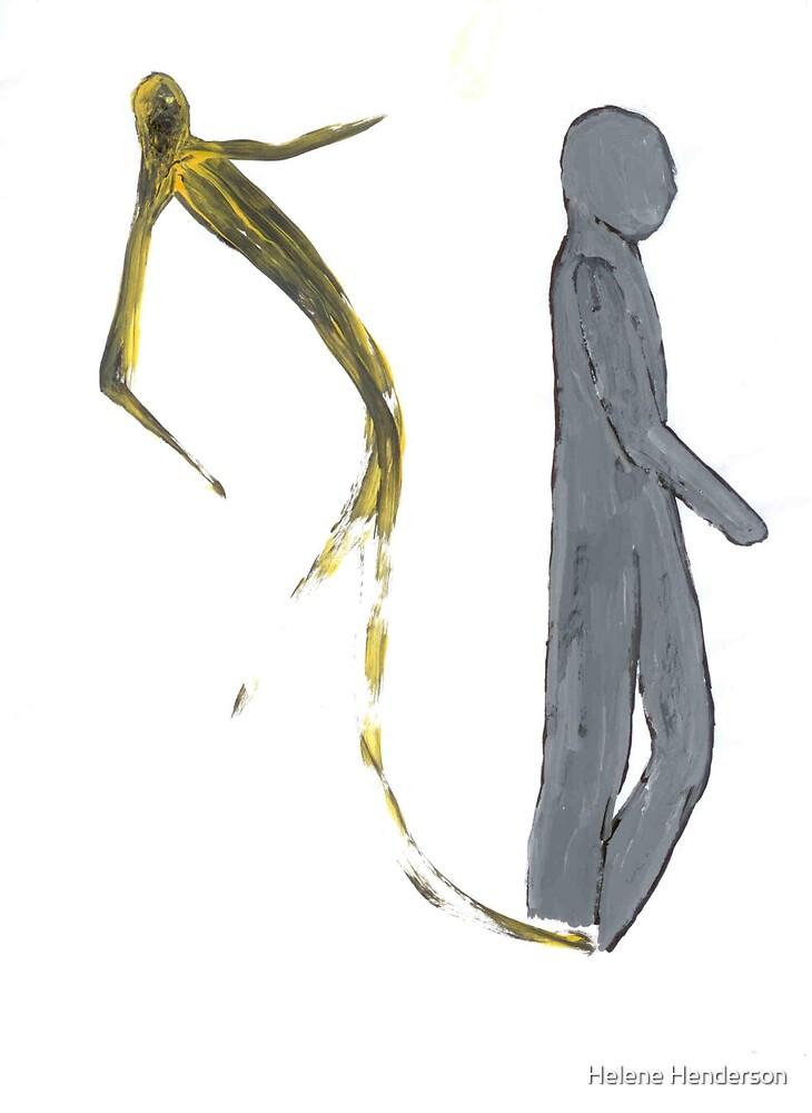Walking Like a Man by Helene Henderson