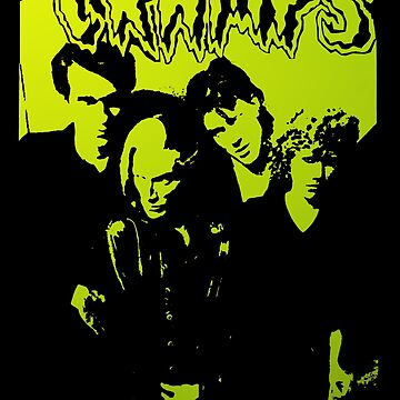Cramps by PsychoProjectTS