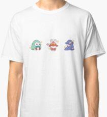 Pokémon   Shiny Alola Starters Classic T-Shirt