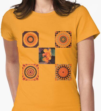 Canna Lily Kaleidoscope T-Shirt
