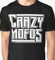 CRAZY MOFO TSHIRT Graphic T-Shirt