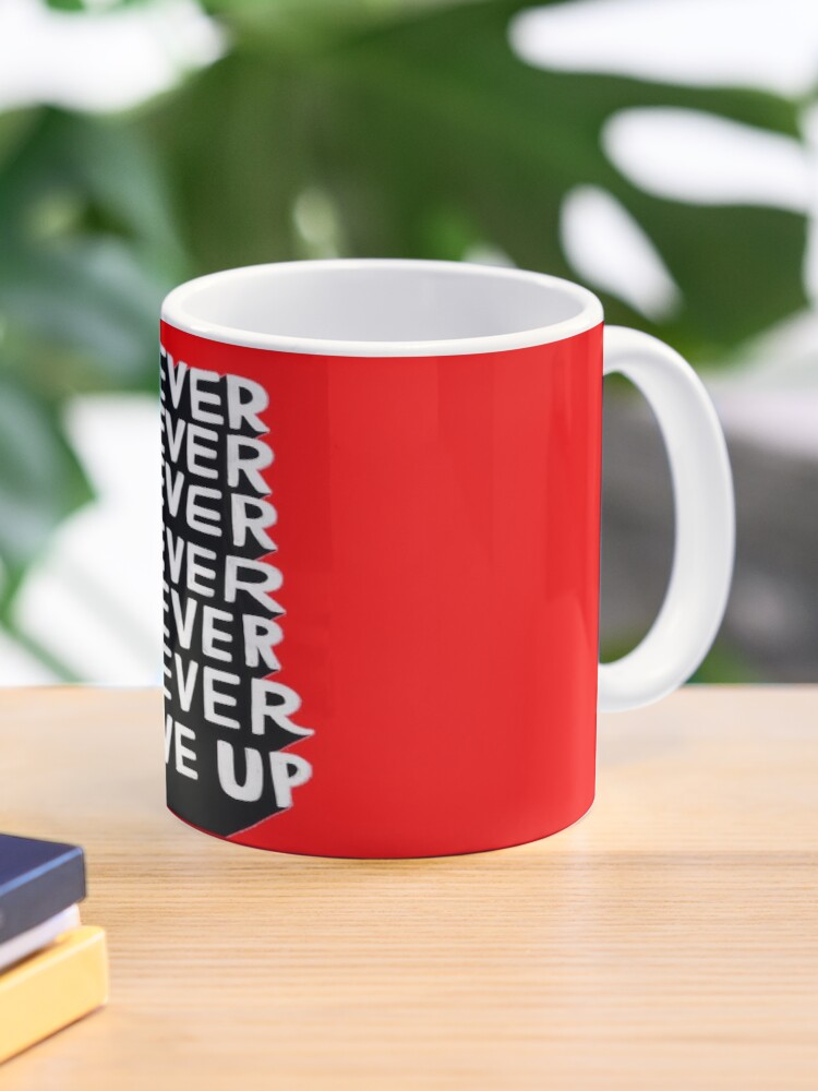 best entrepreneur quotes never give up mug by pinkycherry