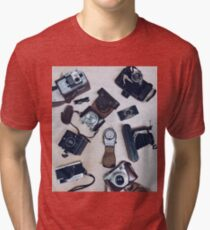Analogue Tri-blend T-Shirt