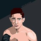 Boxing Greats - Willie Pep by kickarse