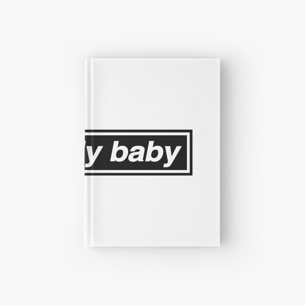 Definitiv Baby - OASIS Band Tribut Notizbuch