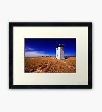Long Point Light Cape Cod Framed Print
