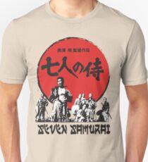 Seven Samurai  Unisex T-Shirt