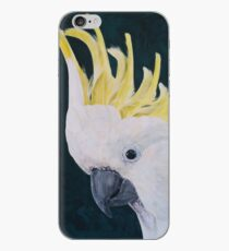 Sulfur Crested Cockatoo iPhone Case
