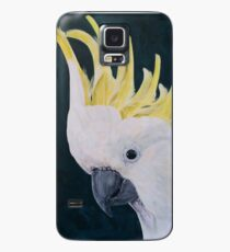 Sulfur Crested Cockatoo Case/Skin for Samsung Galaxy