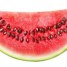 Slice of watermelon by 6hands