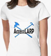 Access:LARP Women's Fitted T-Shirt