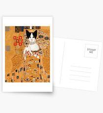 Klimt Cat Postcards